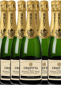 Croffta Sparkling Wines - the history of wine in wales